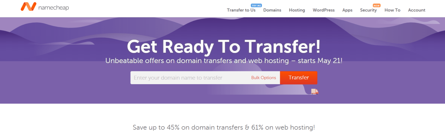 Best Domain Name Providers - Namecheap Special Offers