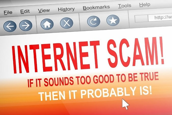 How to Avoid Affiliate Marketing Scams - Internet Scam