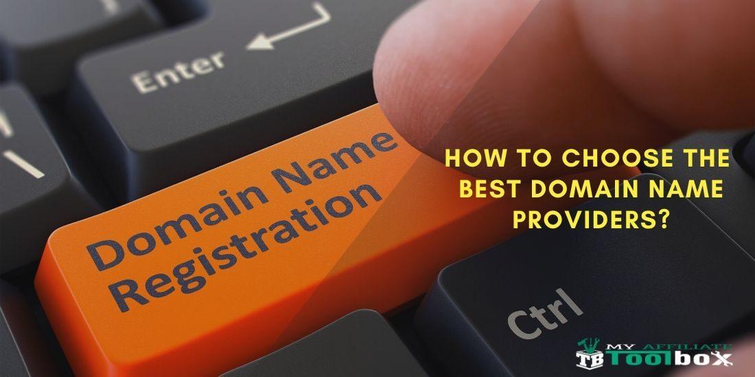 Best Domain Name Providers