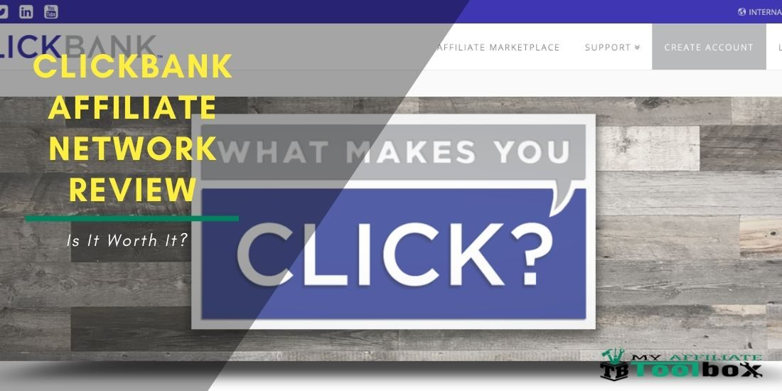 Clickbank Affiliate Network Review